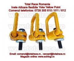 Inele ridicare rotative Total Race