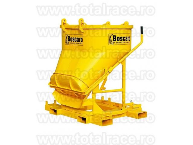Cupe beton stivuitor Total Race
